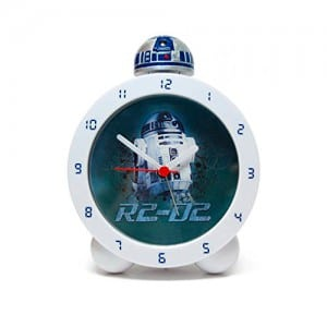 Star Wars Wecker R2D2