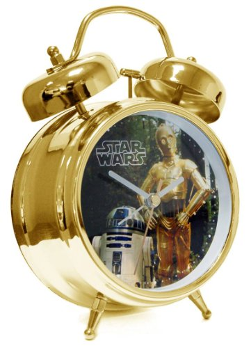 Star Wars Wecker R2D2 C3PO