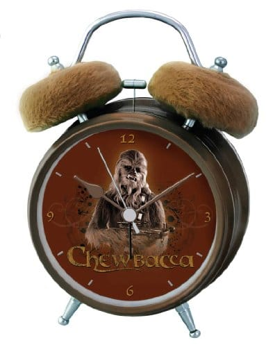 Star Wars Wecker Chewbacca