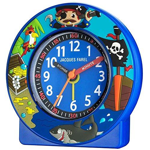 Jacques Farel Kinderwecker Pirat